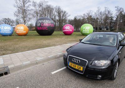 DriveUThrough – Universiteit Twente